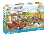 Cobi 420 Pcs Action Town 1870 Ranch