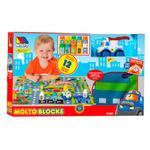 Molto Set Blocks Car+Tapiz 12 Pac.