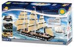 Cobi 800 Pcs Smithsonian 21078 Ship Uss Constitution