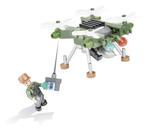 Cobi 60 Pcs Small Army 2151 Information Army Drone
