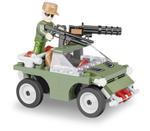 Cobi 60 Pcs Small Army 2155 Patrol Buggy
