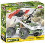 Cobi 90 Pcs Small Army 2156 Rocket Support Vehicle