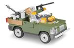 Cobi 90 Pcs Small Army 2157 Tactical Support Vehicle