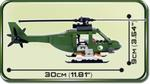 Cobi 200 Pcs Small Army 2158 Wild Warrior Attack Helicopter