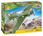Cobi 140 Pcs Small Army 2162 Surface To Air Missile Mission