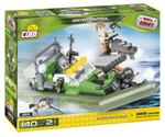 Cobi 140 Pcs Small Army 2163 Water Patrol