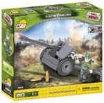 Cobi 80 Pcs Small Army 2185 7,5 Cm Pak 40