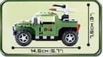 Cobi 200 Pcs Small Army 2336 P-4 Armoured Car