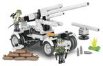 Cobi 180 Pcs Small Army 2338 8.8Cm Flak Gun 3637