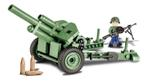 Cobi 100 Pcs Small Army 2342 Howitzer M-30