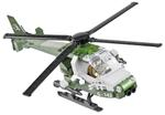 Cobi 145 Pcs Small Army 2362 Eagle Attack Helicopter