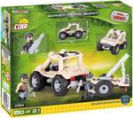Cobi 150 Pcs Small Army 2363 Border Patrol Buggy