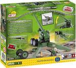 Cobi 155 Pcs Small Army 2369 155 Mm Gun M1 Long Tom