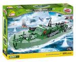 Cobi 480 Pcs Small Army 2377 Motor Torpedo Boat