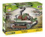 Cobi 250 Pcs Small Army 2383 Tks Tankette