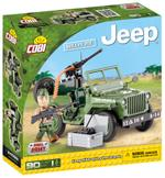 Cobi 90 Pcs Jeep 24092 Jeep Willys Mb