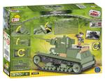 Cobi 370 Pcs Small Army 2456 Light Tank 7 Tp