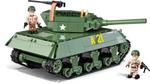Cobi 450 Pcs Small Army 2475 M10 Wolverine