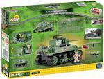 Cobi 345 Pcs Small Army 2478 M5A1 Stuart Vi