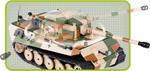 Cobi 600 Pcs Small Army 2480 Pzkpfw Vi Tiger Ii