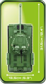 Cobi 590 Pcs Small Army 2492 Is-3