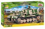 Cobi 515 Pcs Small Army 2496 Sdkfz 184 Panzerjager