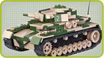 Cobi 500 Pcs Small Army 2508 Pzkpfw Iv Ausf.F1Gh