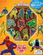 Marvel Spider-Man Stuck On Stories