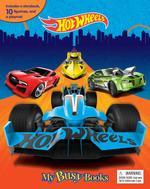 Mattel Hot Wheels My Busy Book