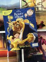 Disney Beauty & The Beast My Busy Book