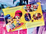 Nick Shimmer & Shine My Busy Book
