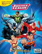 Dc Justice League My Busy Book