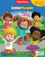 Fisher Price Little People My Busy Book