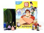 Disney Wreck-It Ralph 2 My Busy Playset
