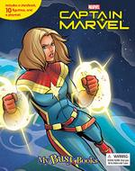 Marvel Captain Marvel My Busy Book