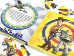 Disney Toy Story 4 My First Puzzle Book