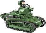Cobi 380 Pcs Small Army 2973 Tank Renault Ft-17