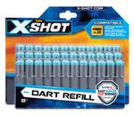 S001-30 pack Excel Refill Darts Color Card, Bul