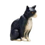 Mojo Cat Sitting Black And White New For 2019