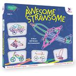 Toy Kraft Awesome Strawsome