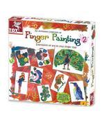 Toy Kraft Finger Painting Kit 2