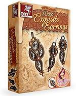 Toy Kraft Make Exquisite Earrings