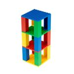 Sb Teeny Tower -Blue Green Red Yellow