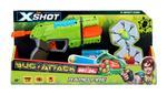 X-SHOT Bug Attack, Rapid Fire Open Box (2Bug,8Darts)