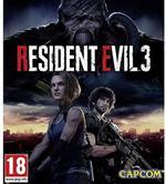 PS4 Resident Evil3