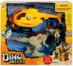 Chapmei Dino Valley Copter Attack Playset