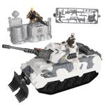 Chapmei Soldier Force Desert Tank Playset