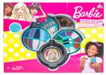 Barbie 4 Decks round cosmetic case