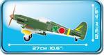 Cobi 260 Pcs Small Army 5520 Kawasaki Ki-61-Ii