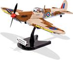 Cobi 280 Pcs Small Army 5525 Supermarine Spitfire Mk. Ix